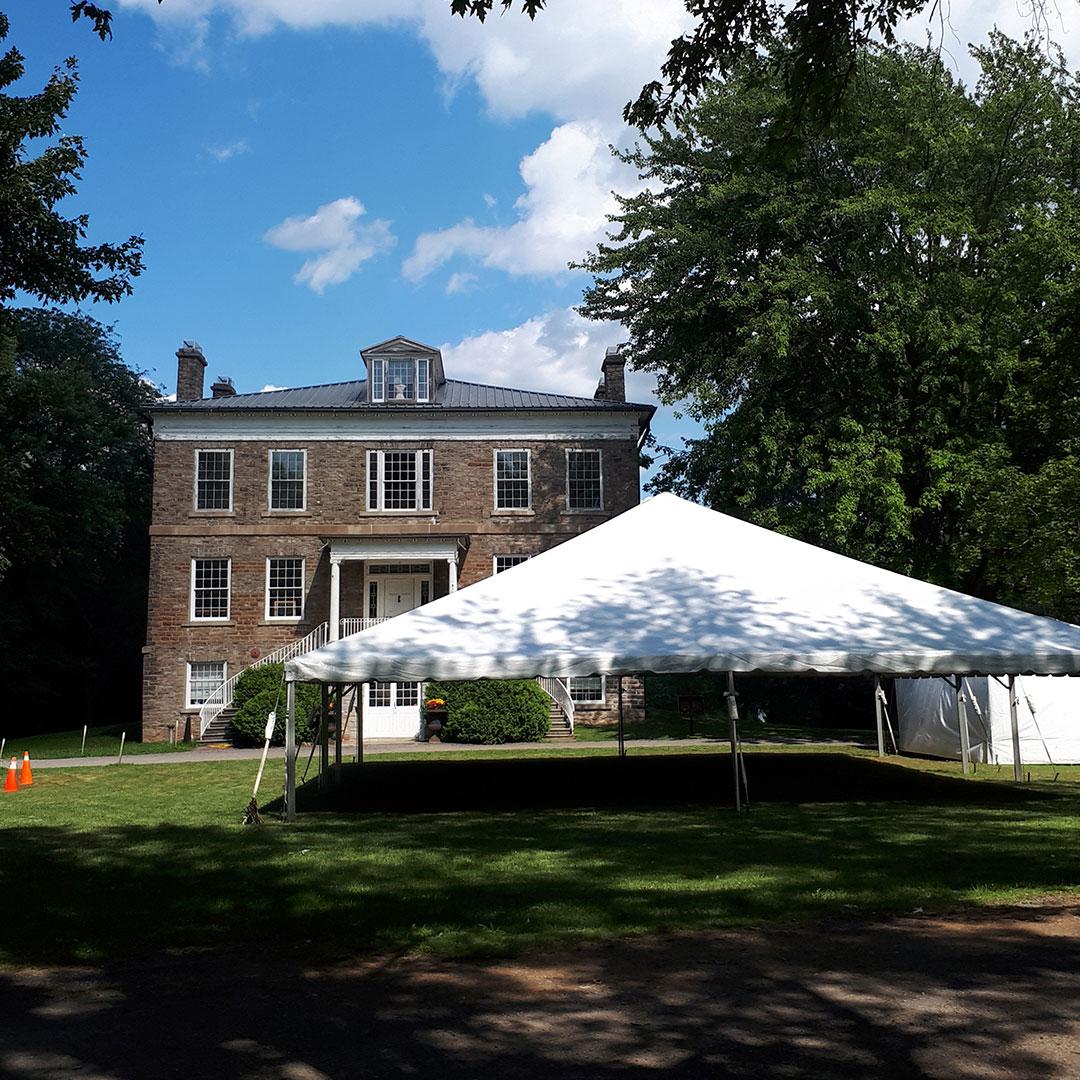 Niagara on the Lake wedding venue – Willowbank venue hire